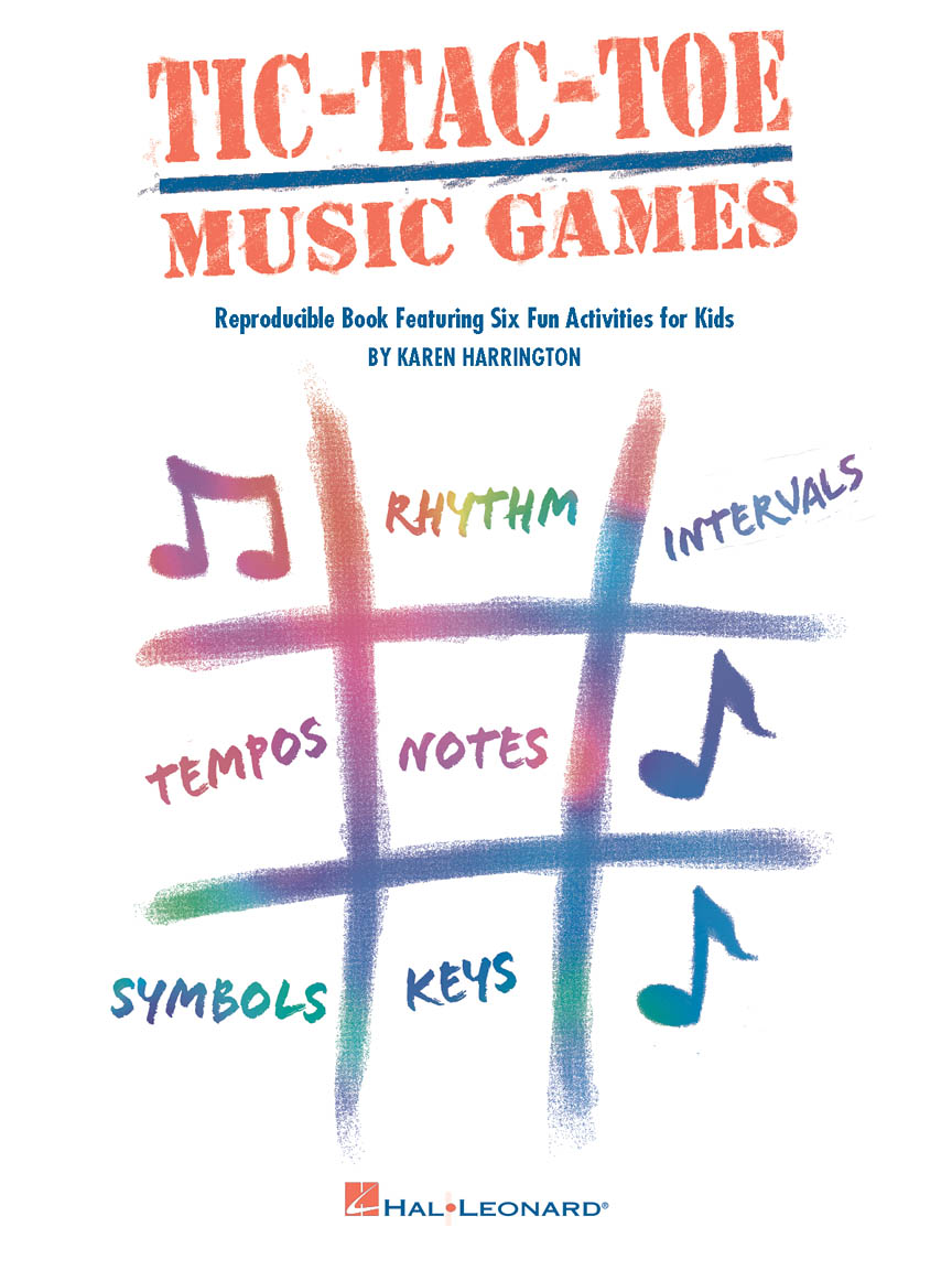 Product Cover for Tic-Tac-Toe Music Games
