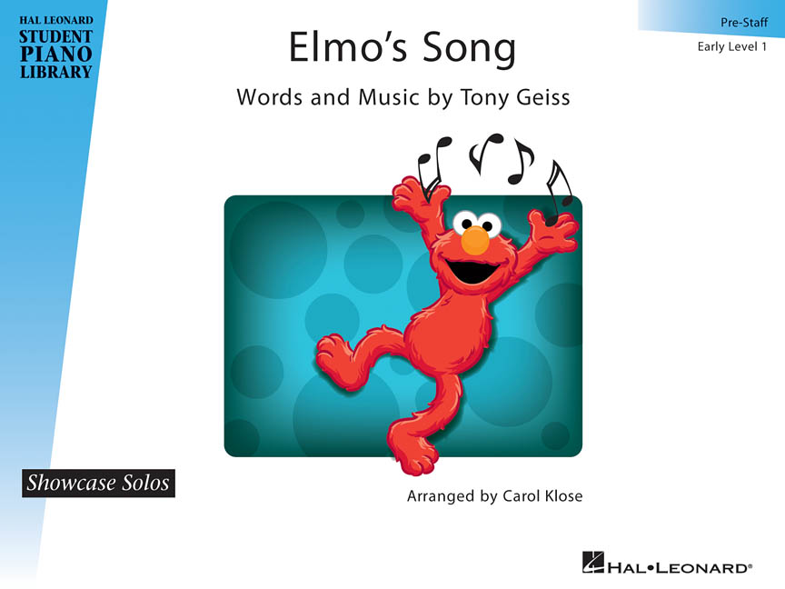 Product Cover for Elmo's Song