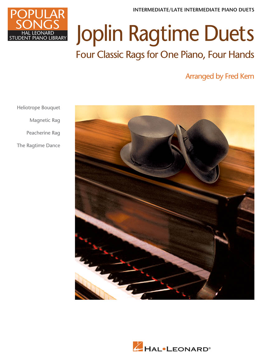 Product Cover for Joplin Ragtime Duets