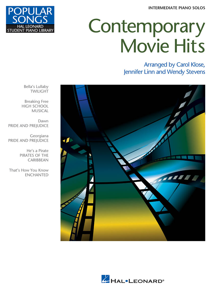 Product Cover for Contemporary Movie Hits