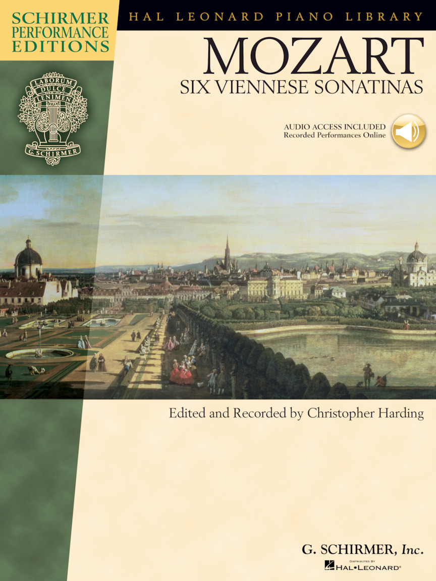 Product Cover for Mozart – Six Viennese Sonatinas