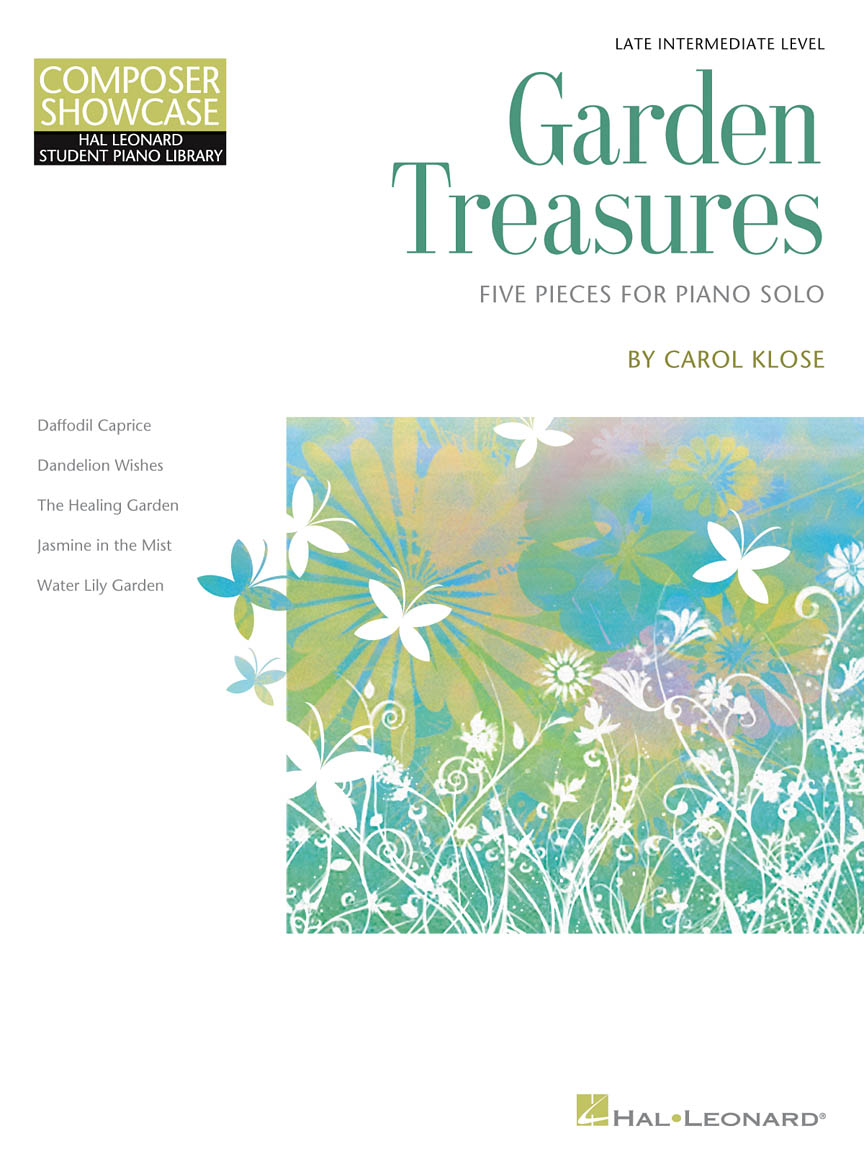 Product Cover for Garden Treasures