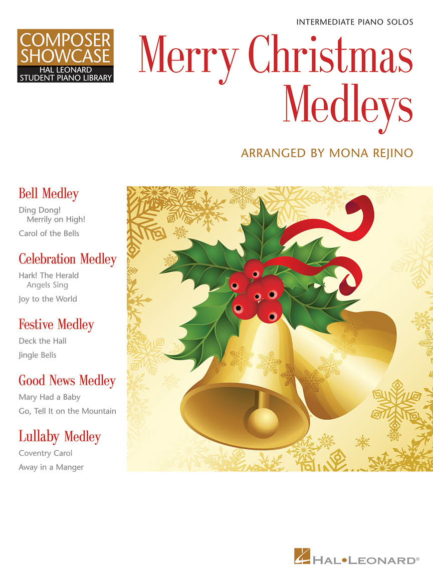 Product Cover for Merry Christmas Medleys