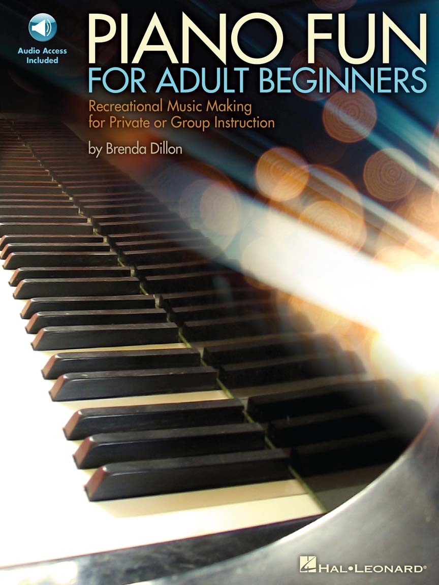 Product Cover for Piano Fun for Adult Beginners