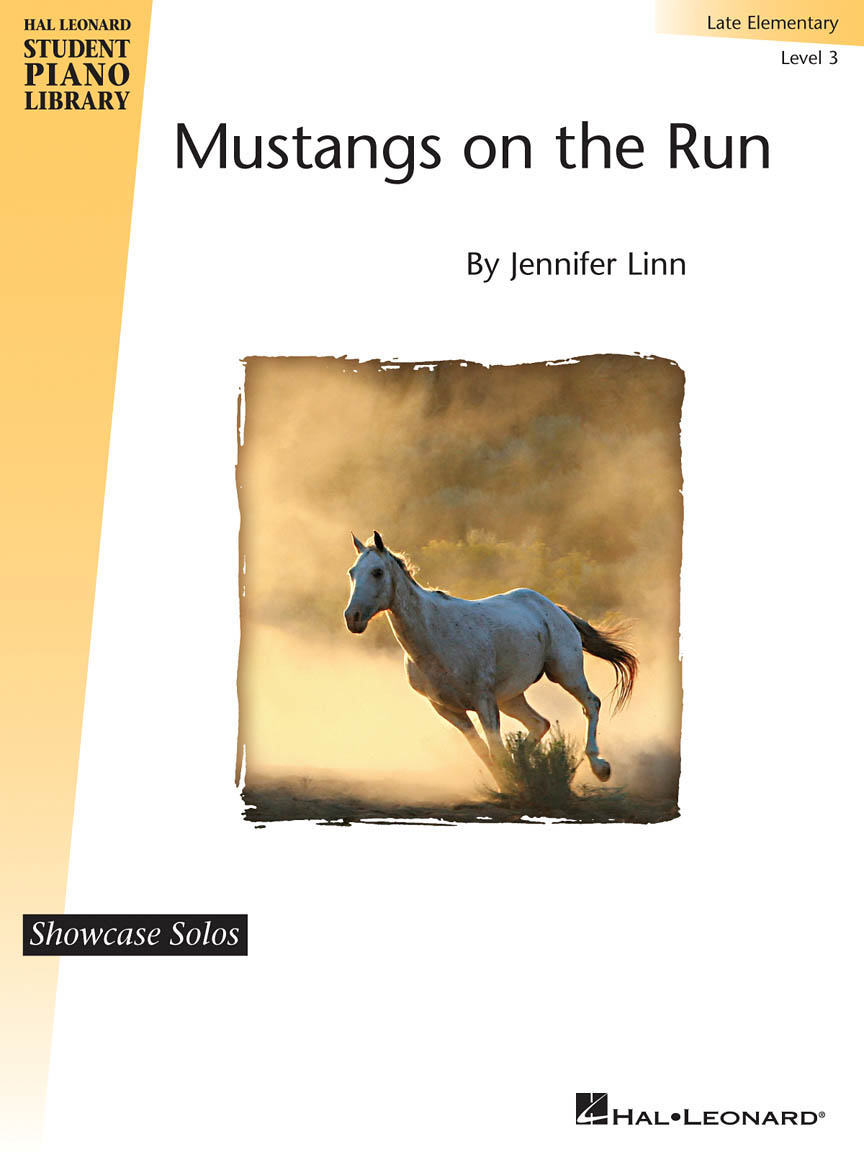 Product Cover for Mustangs on the Run