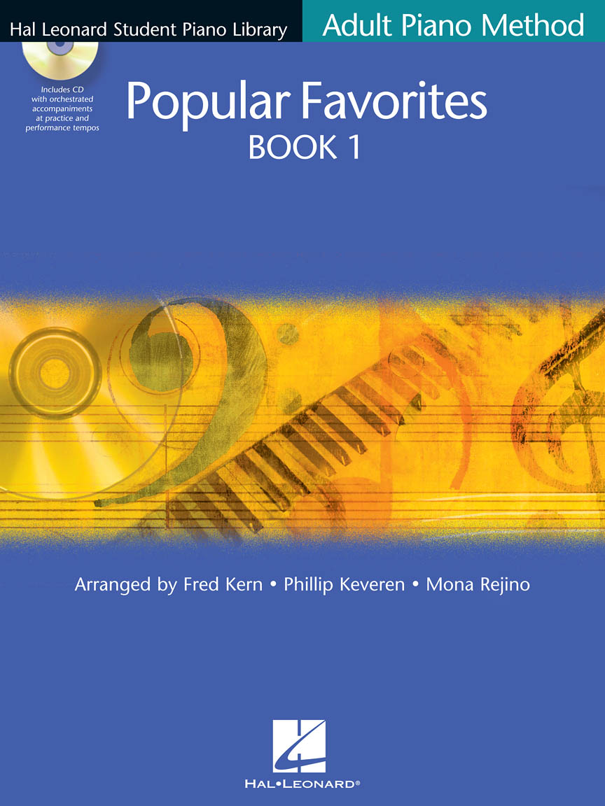Product Cover for Popular Favorites Book 1