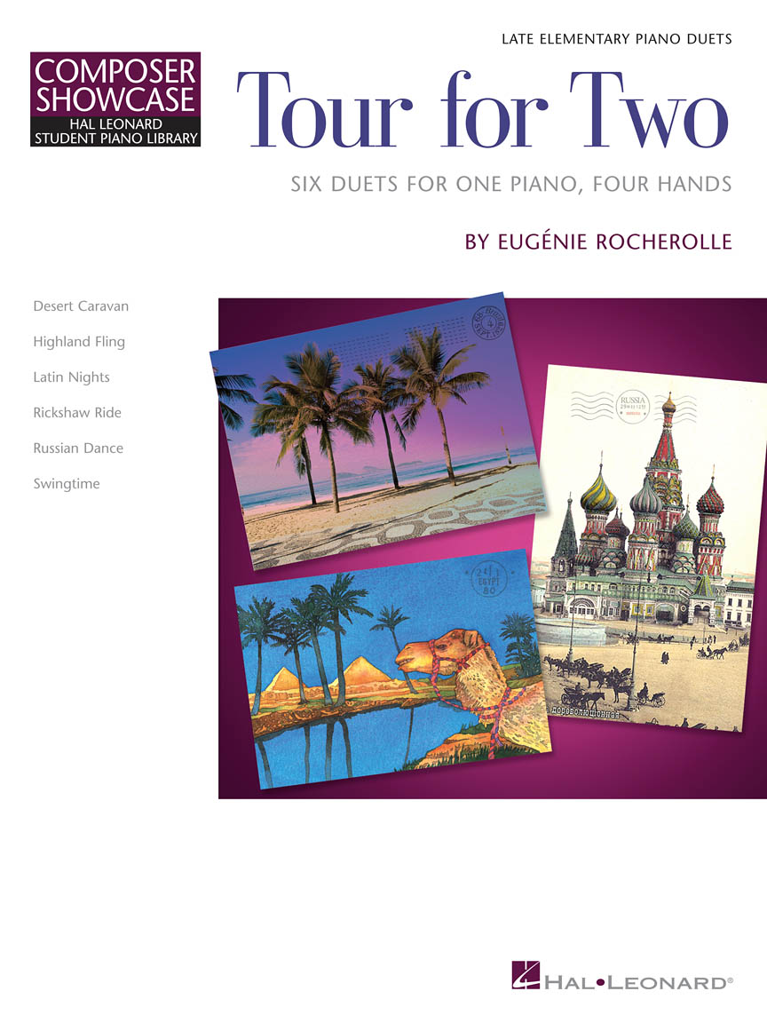 Product Cover for Tour for Two