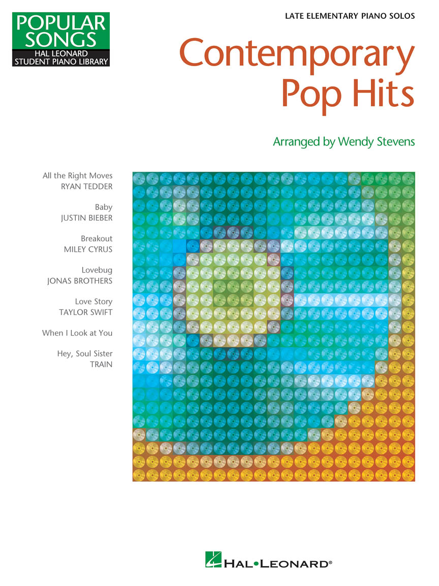 Product Cover for Contemporary Pop Hits
