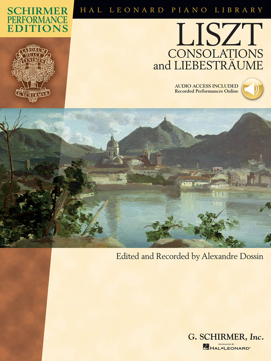 Product Cover for Franz Liszt – Consolations and Liebesträume