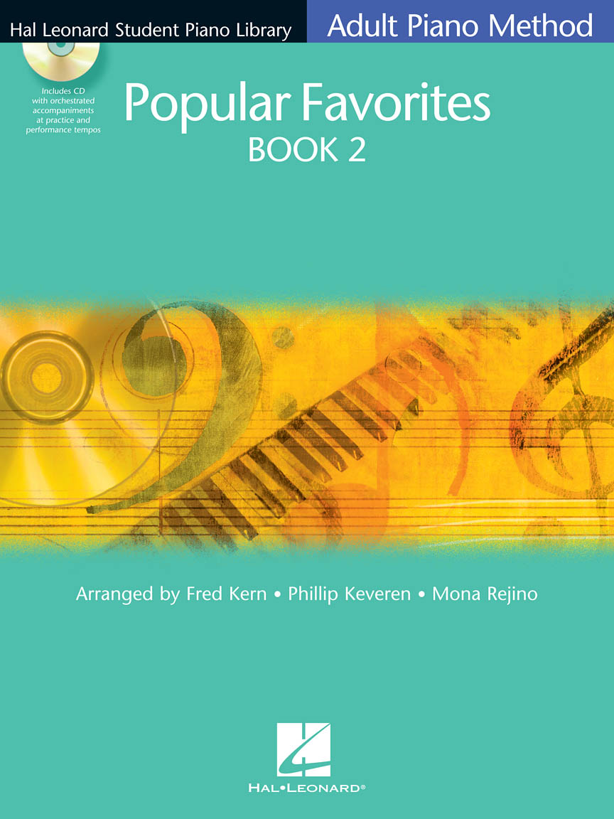 Product Cover for Popular Favorites Book 2