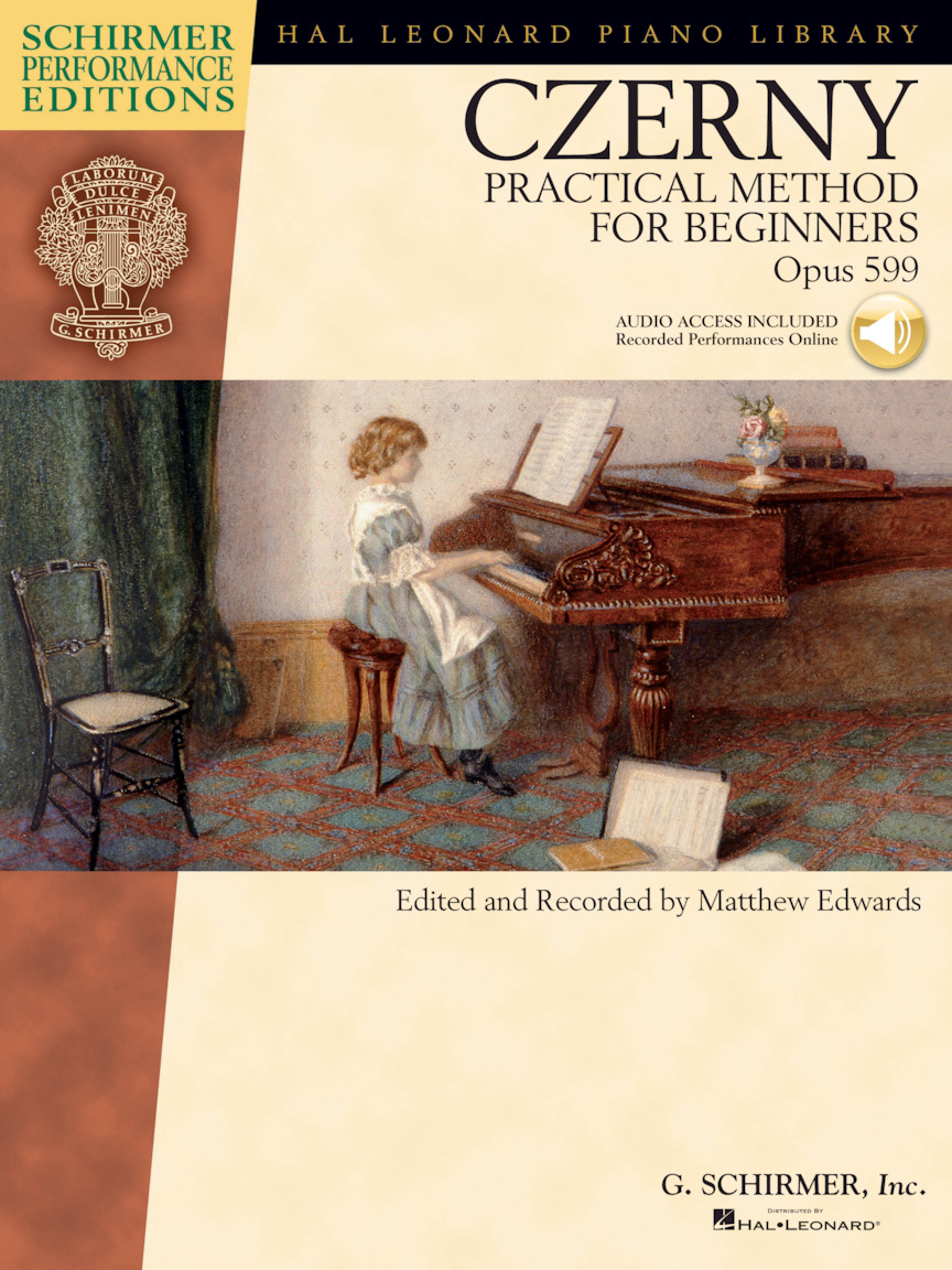 Product Cover for Carl Czerny – Practical Method for Beginners, Op. 599