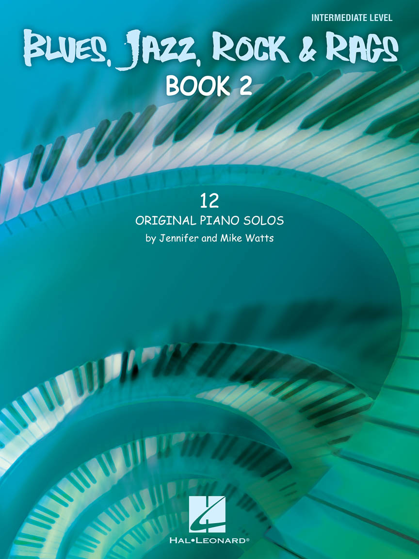 Product Cover for Blues, Jazz, Rock & Rags – Book 2