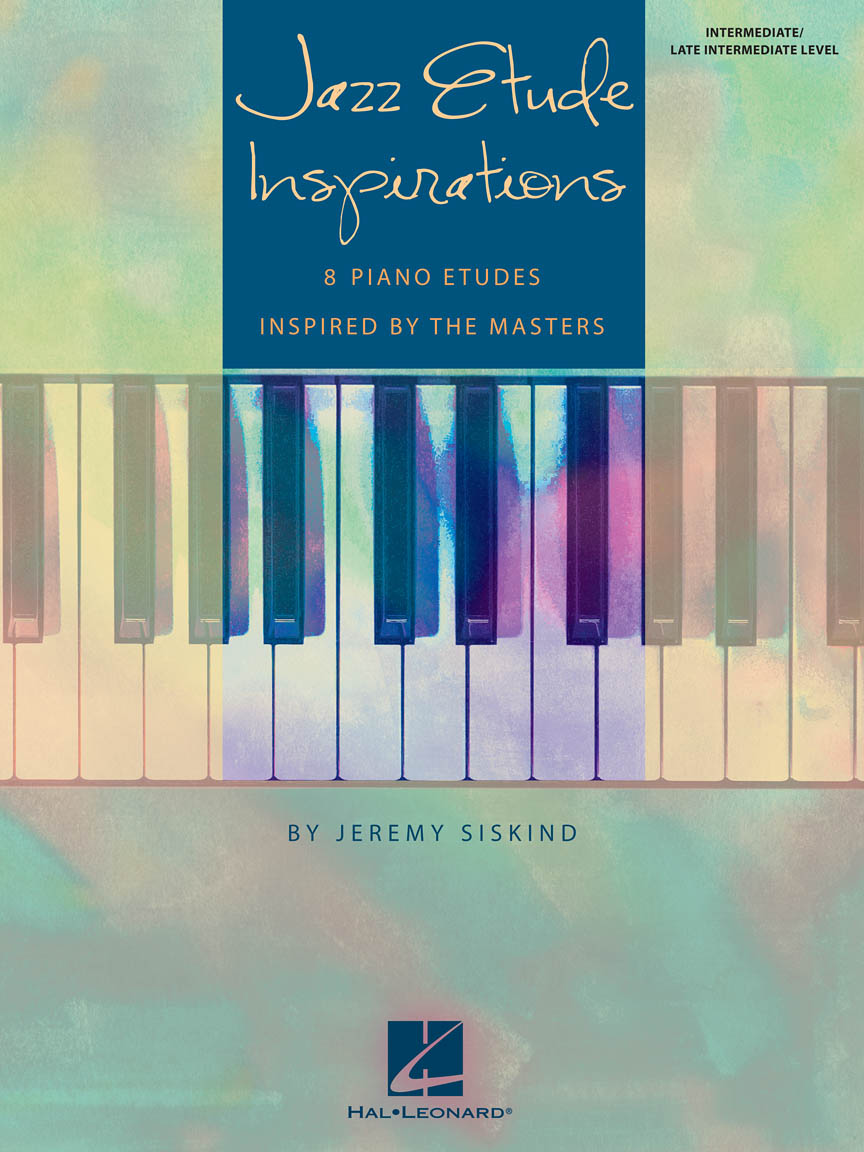 Product Cover for Jazz Etude Inspirations
