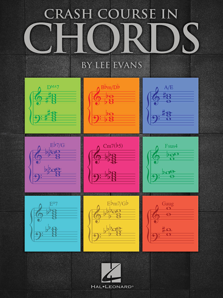 Product Cover for Crash Course in Chords