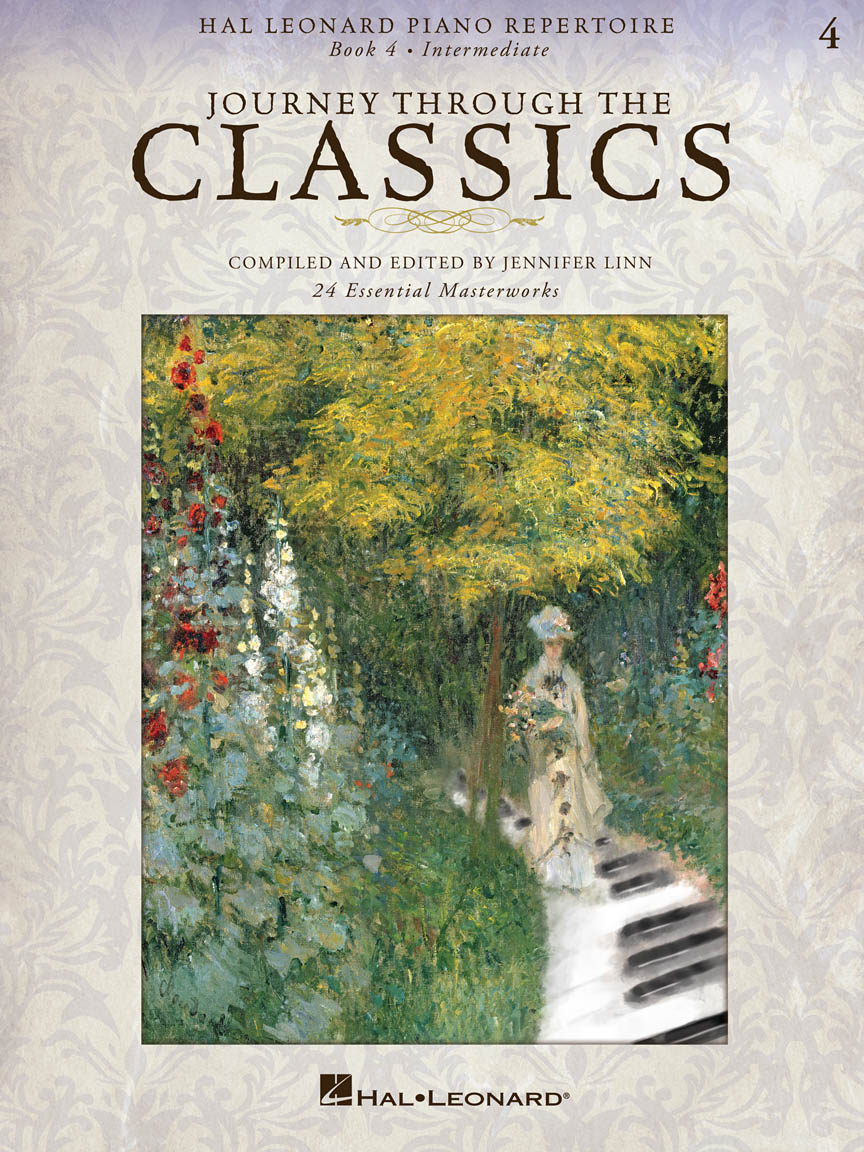 Product Cover for Journey Through the Classics: Book 4 Intermediate