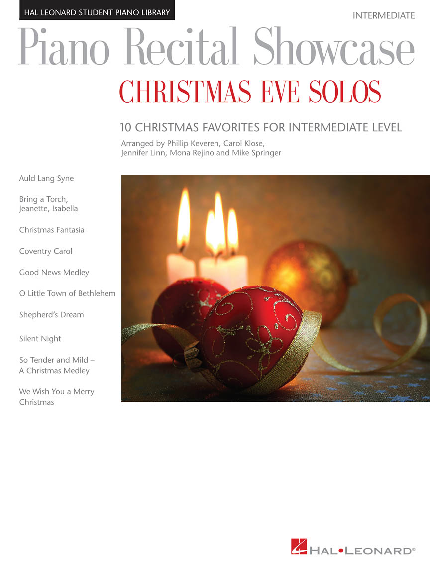 Piano Recital Showcase: Christmas Eve Solos