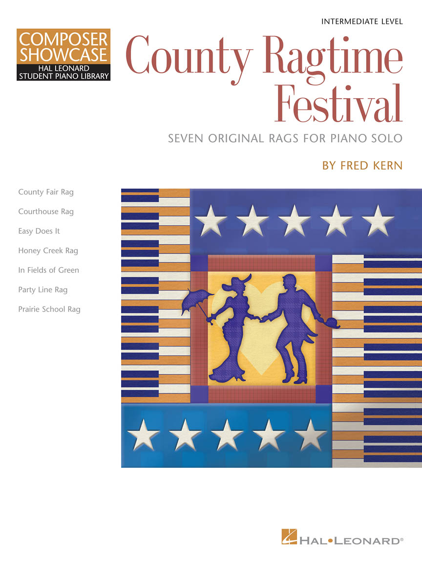Product Cover for County Ragtime Festival