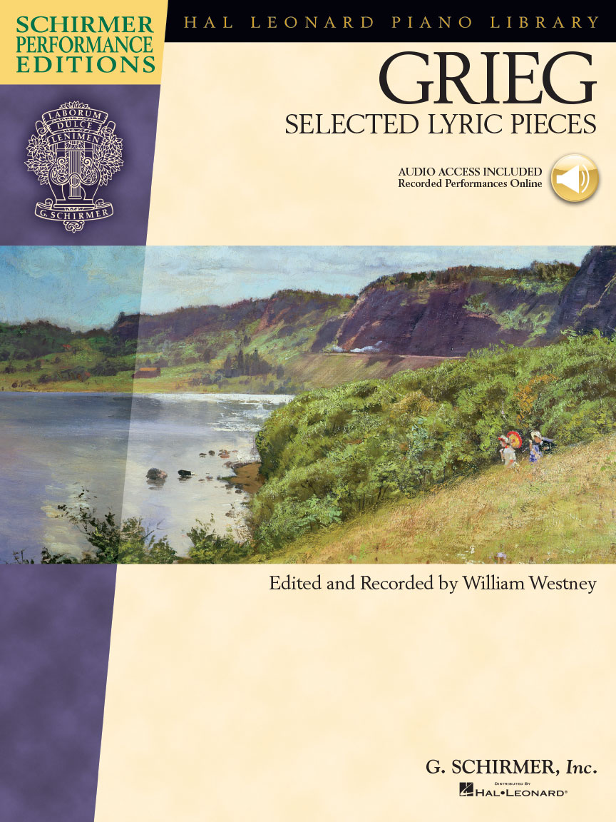 Product Cover for Edvard Grieg – Selected Lyric Pieces