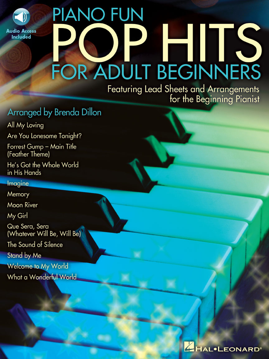 Product Cover for Piano Fun – Pop Hits for Adult Beginners
