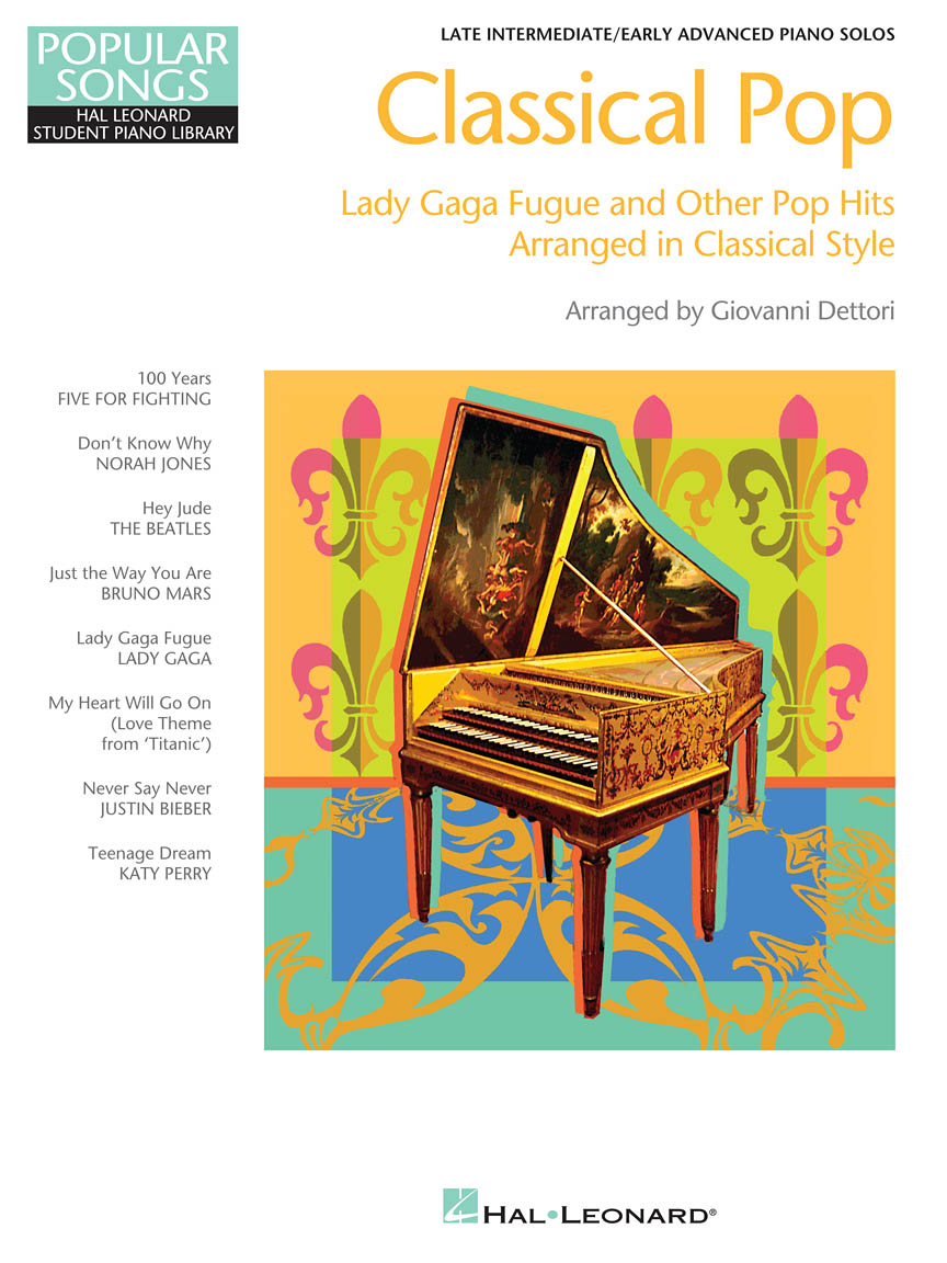 Product Cover for Classical Pop – Lady Gaga Fugue & Other Pop Hits