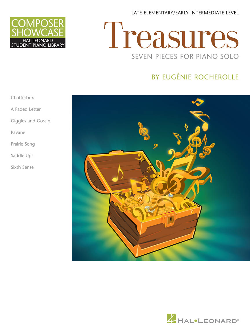 Product Cover for Treasures