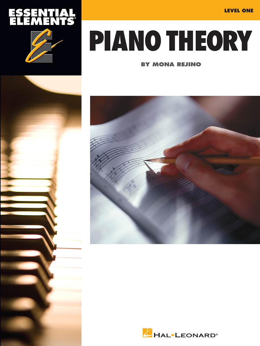 Product Cover for Essential Elements Piano Theory – Level 1