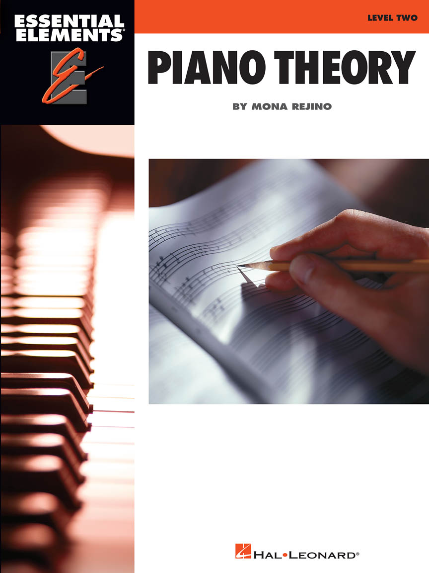 Product Cover for Essential Elements Piano Theory – Level 2