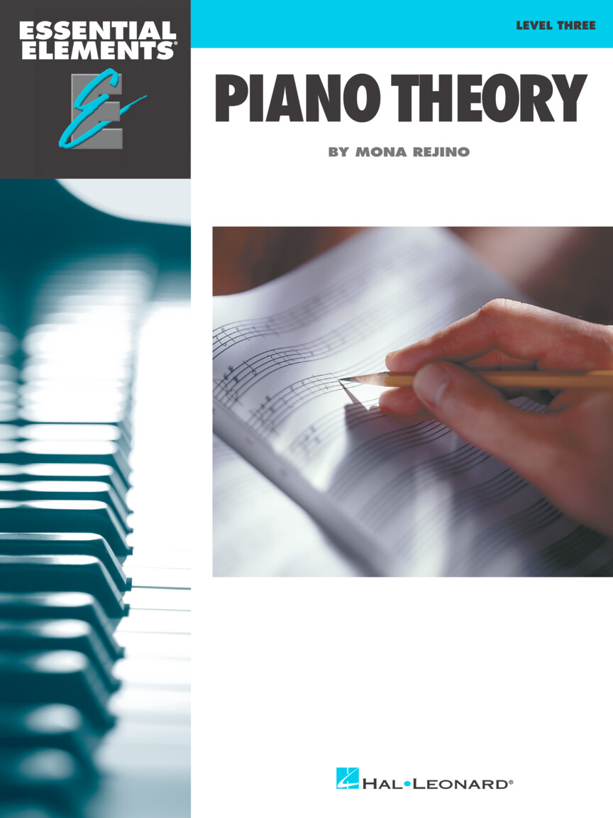 Product Cover for Essential Elements Piano Theory – Level 3