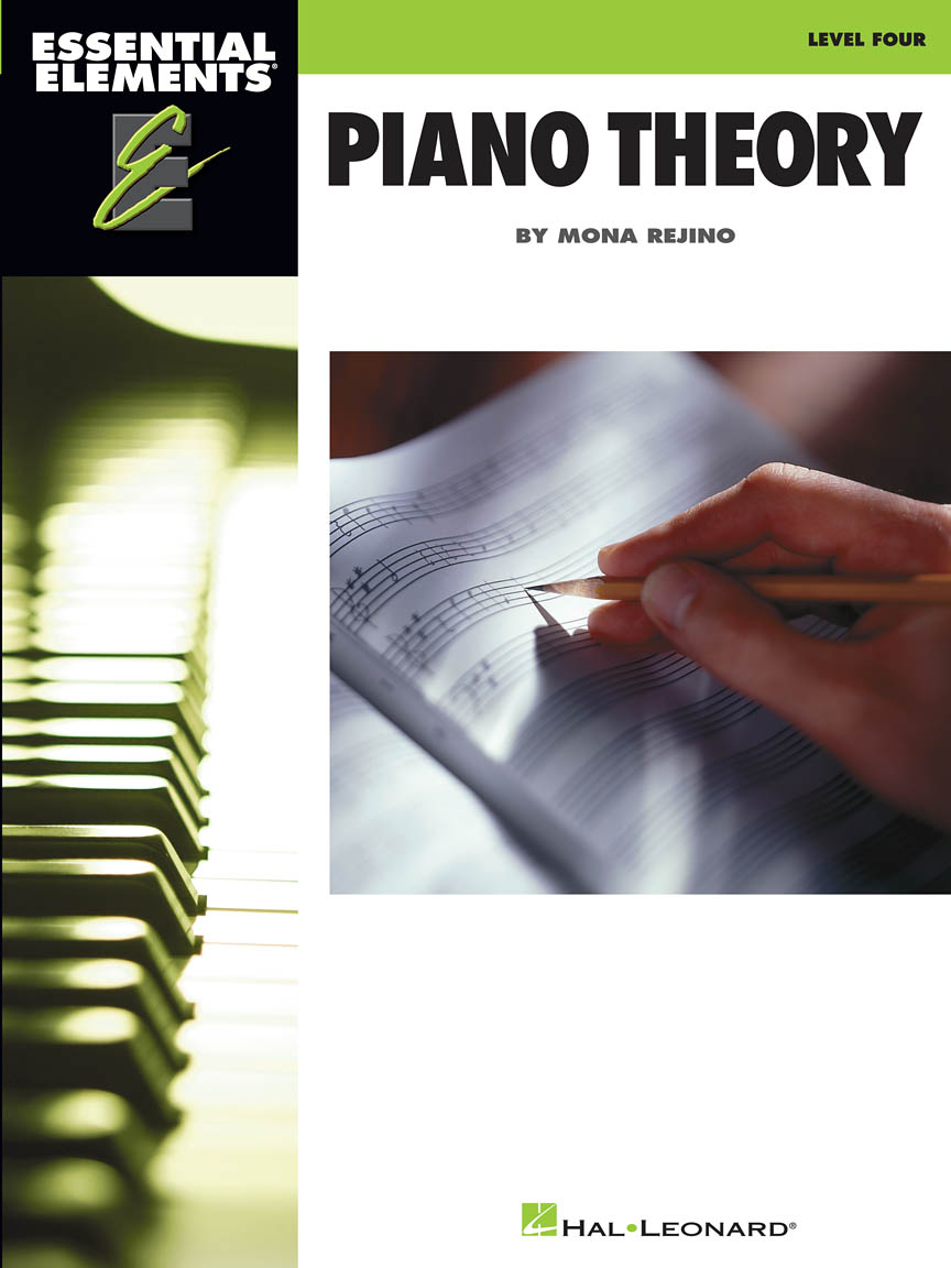 Product Cover for Essential Elements Piano Theory – Level 4