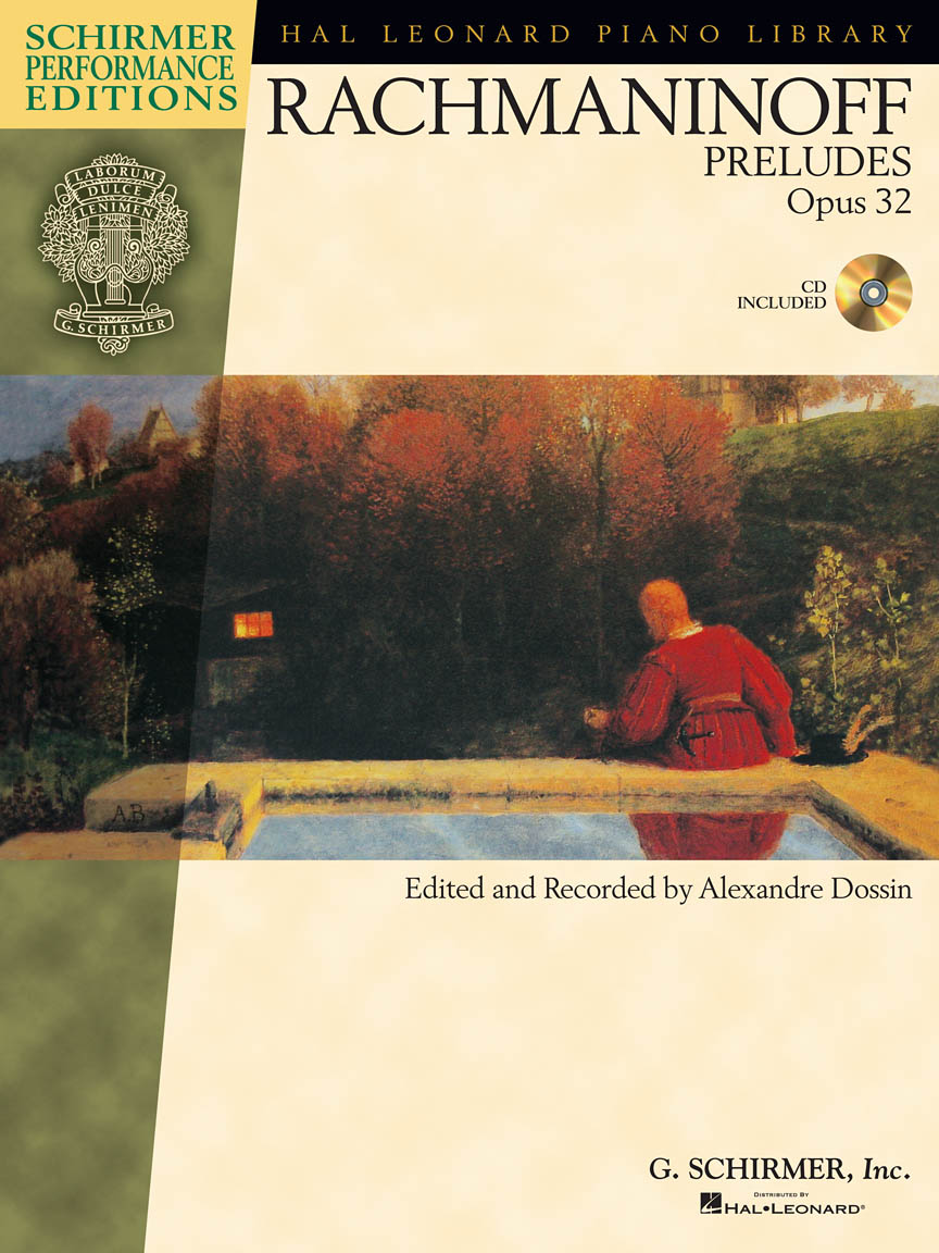 Product Cover for Serge Rachmaninoff – Preludes, Op. 32