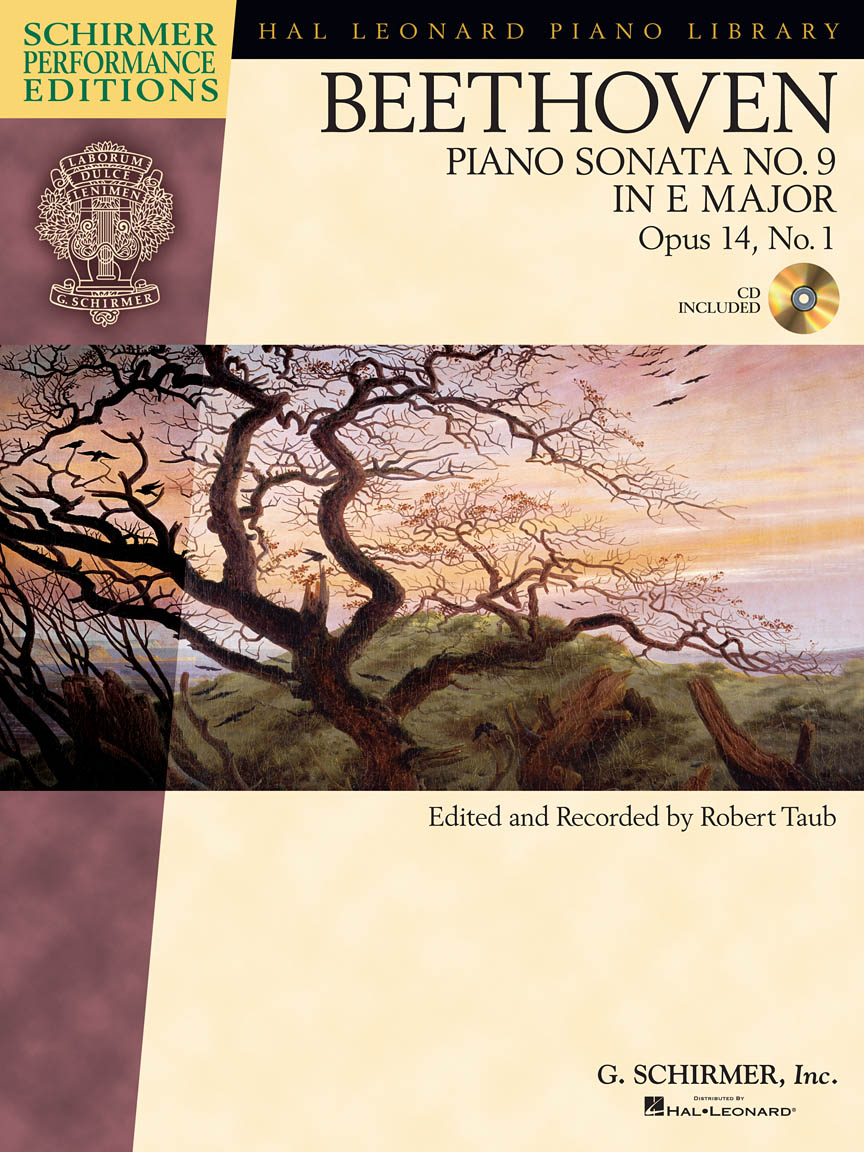 Product Cover for Beethoven: Sonata No. 9 in E Major, Opus 14, No. 1