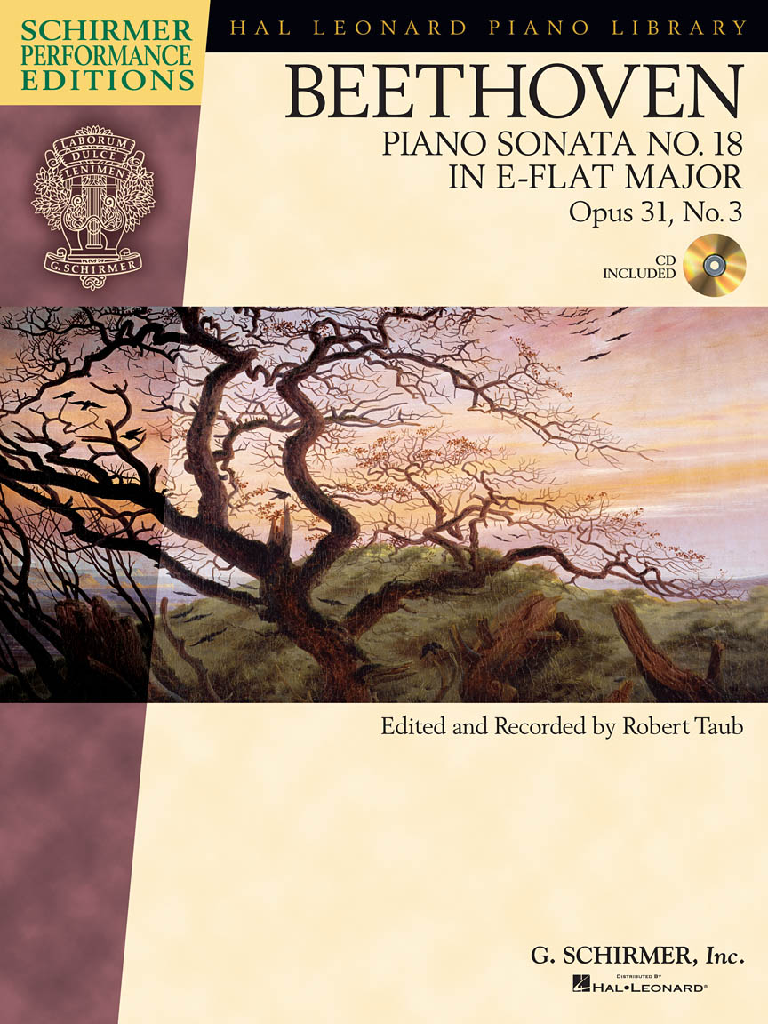 Beethoven: Sonata No. 18 in E-flat Major, Opus 31, No. 3