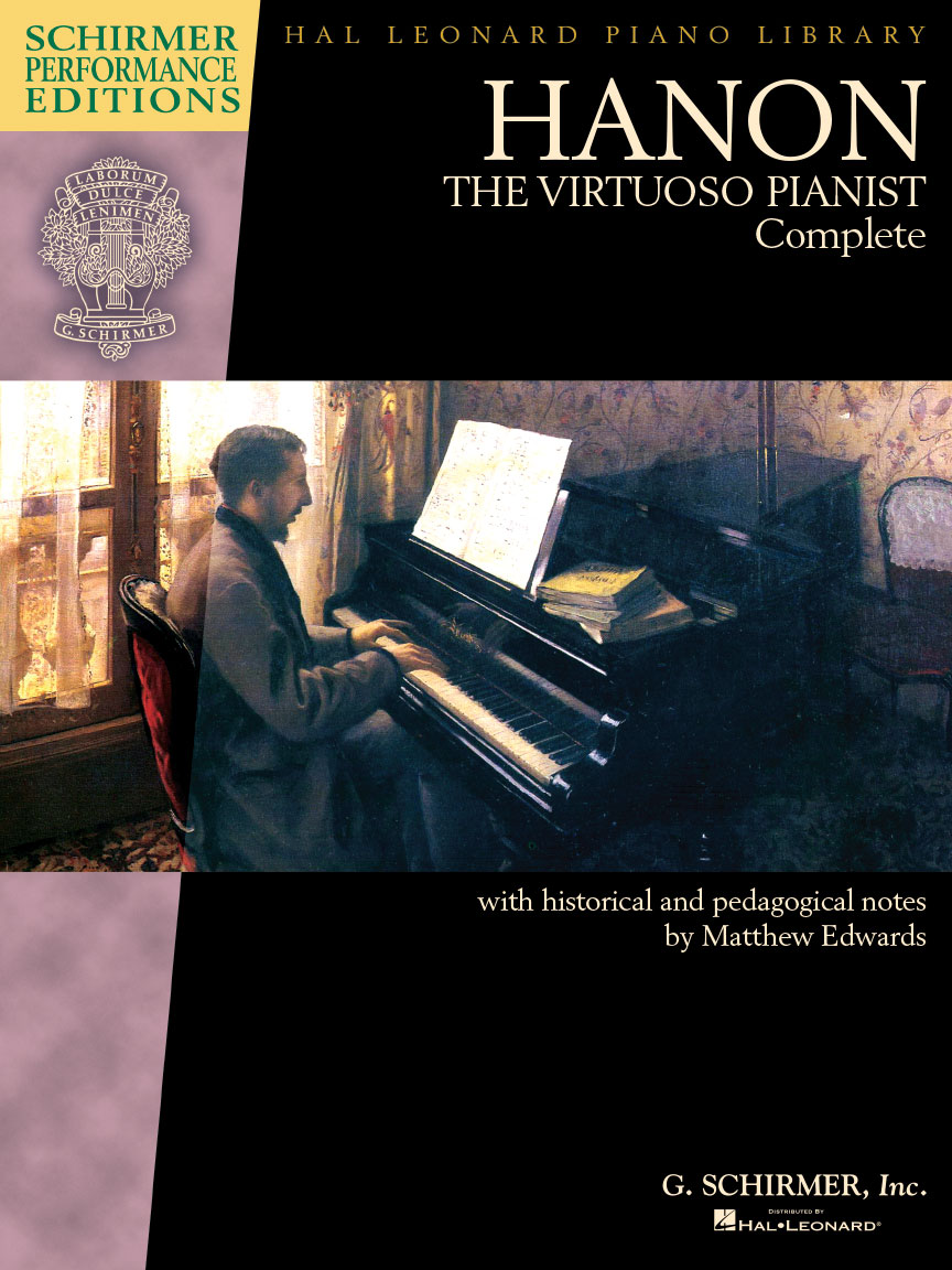 Product Cover for Hanon: The Virtuoso Pianist Complete – New Edition