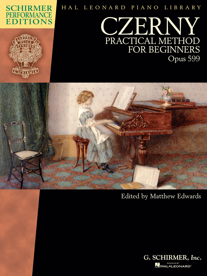 Product Cover for Czerny – Practical Method for Beginners, Opus 599