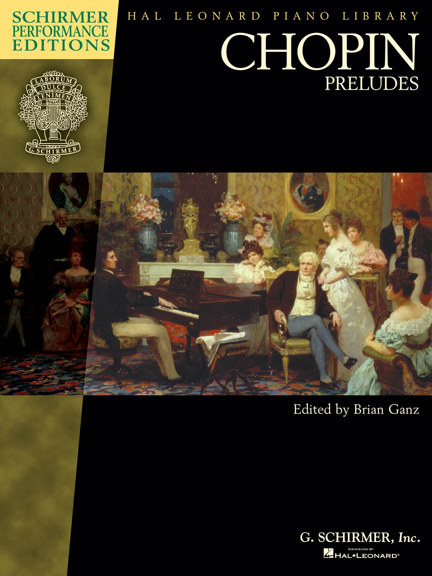 Product Cover for Chopin – Preludes