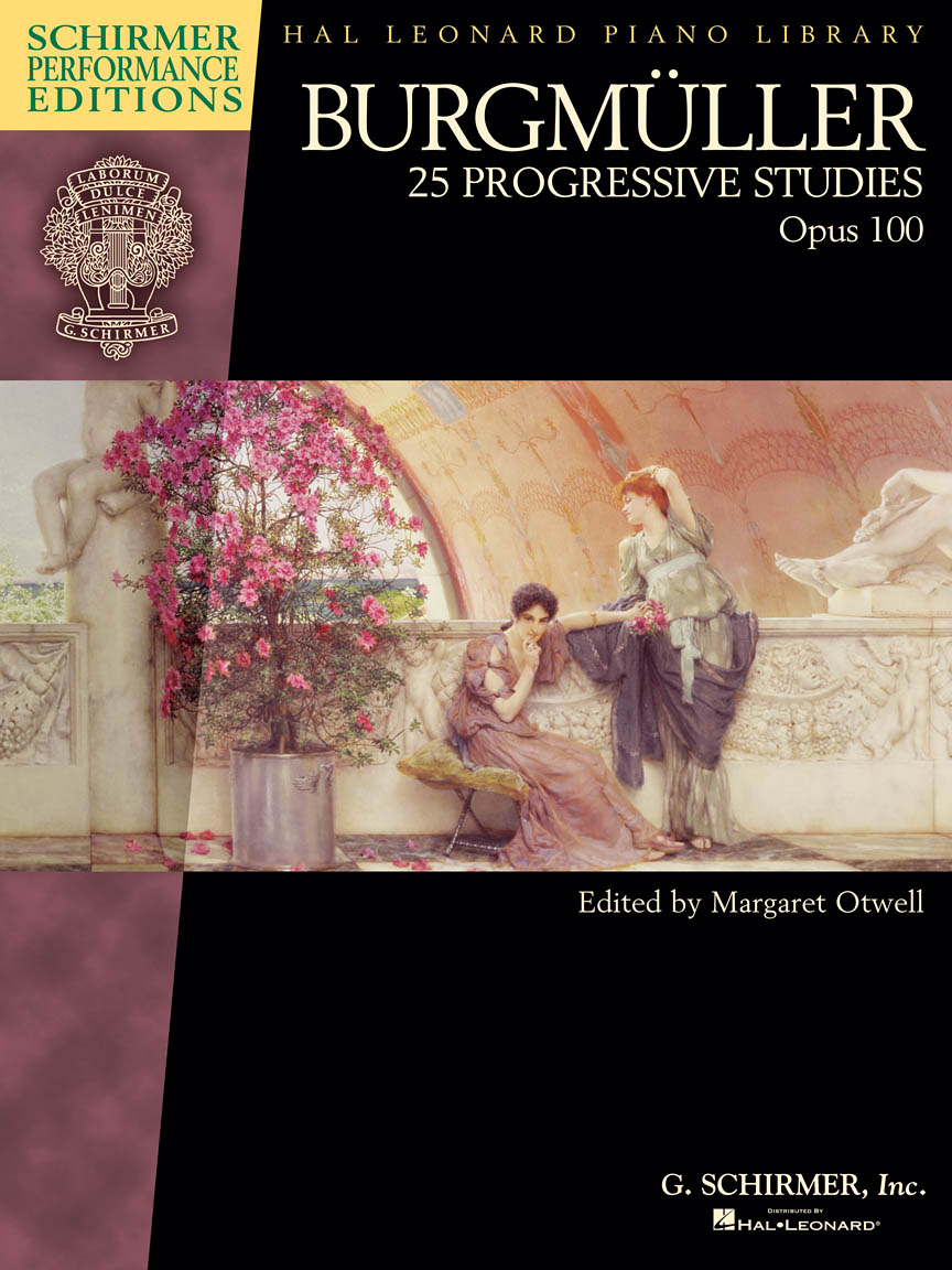 Product Cover for Burgmüller – 25 Progressive Studies, Opus 100