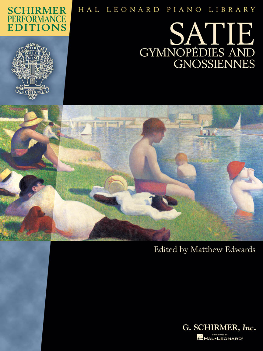 Product Cover for Satie – Gymnopédies and Gnossiennes