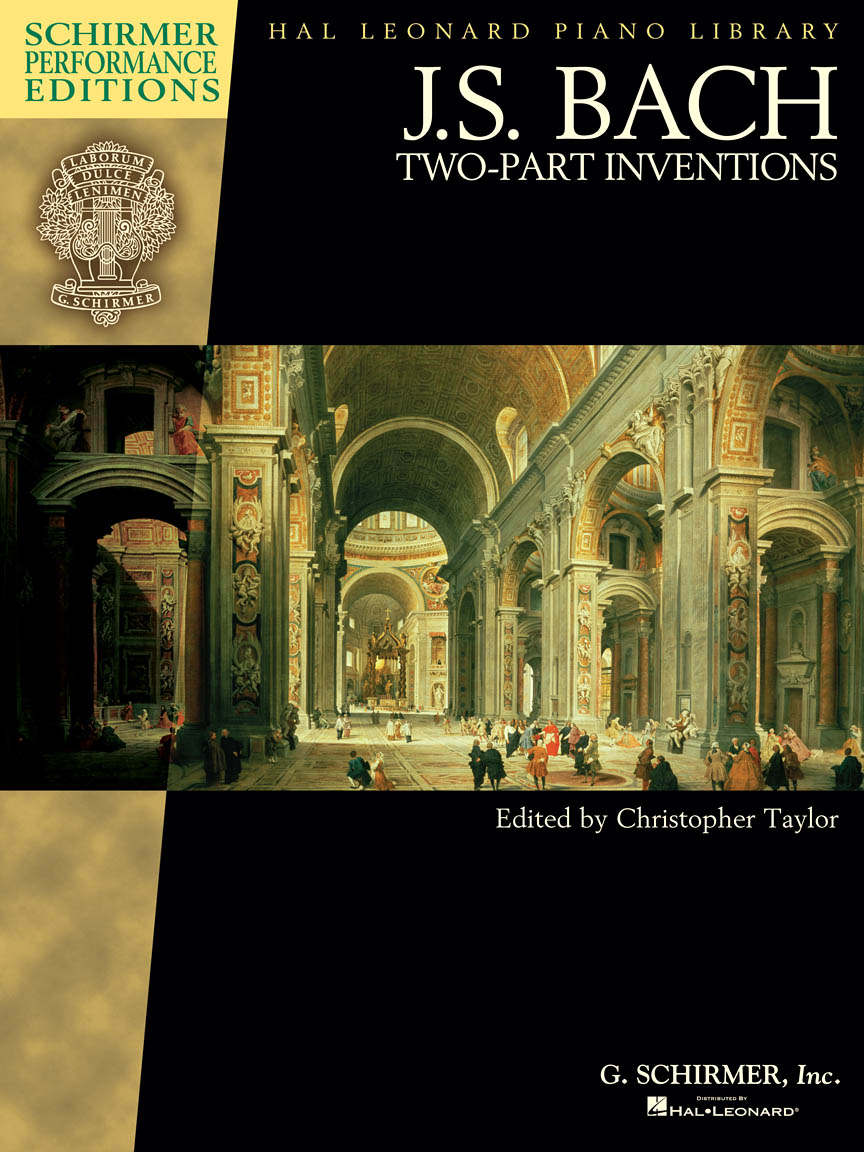 J.S. Bach – Two-Part Inventions
