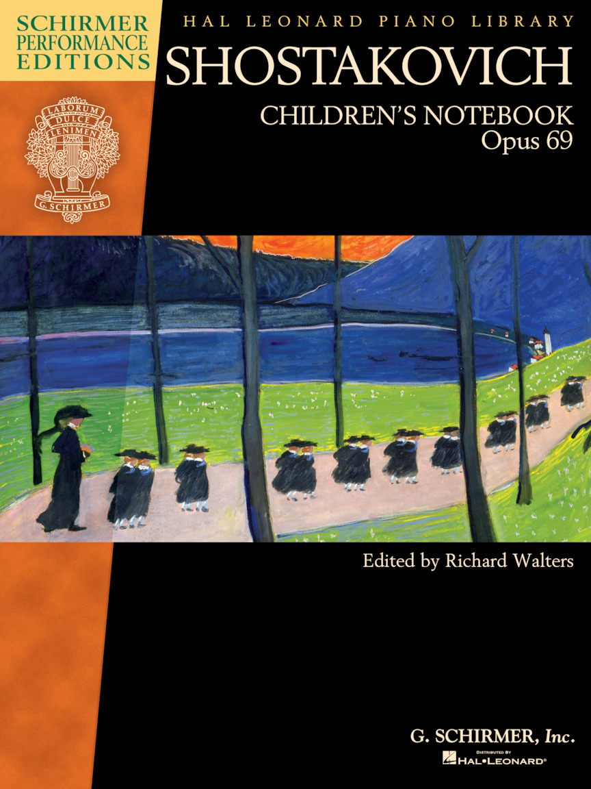 Shostakovich – Children's Notebook, Opus 69