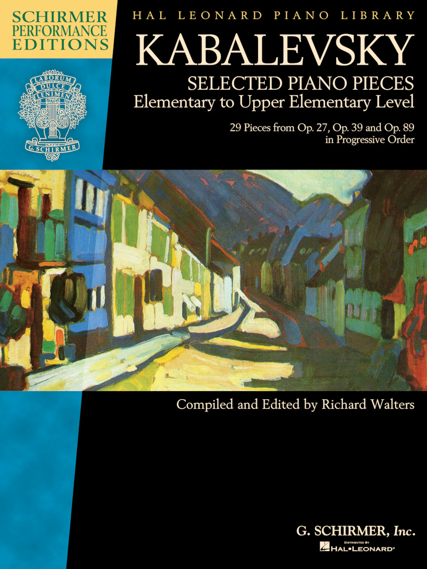 Dmitri Kabalevsky – Selected Piano Pieces