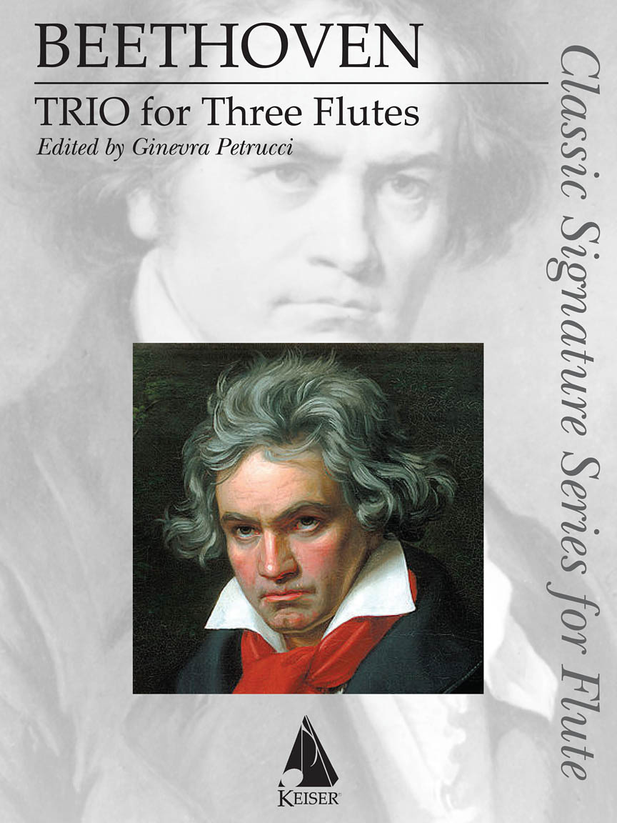 Product Cover for Trio for Three Flutes