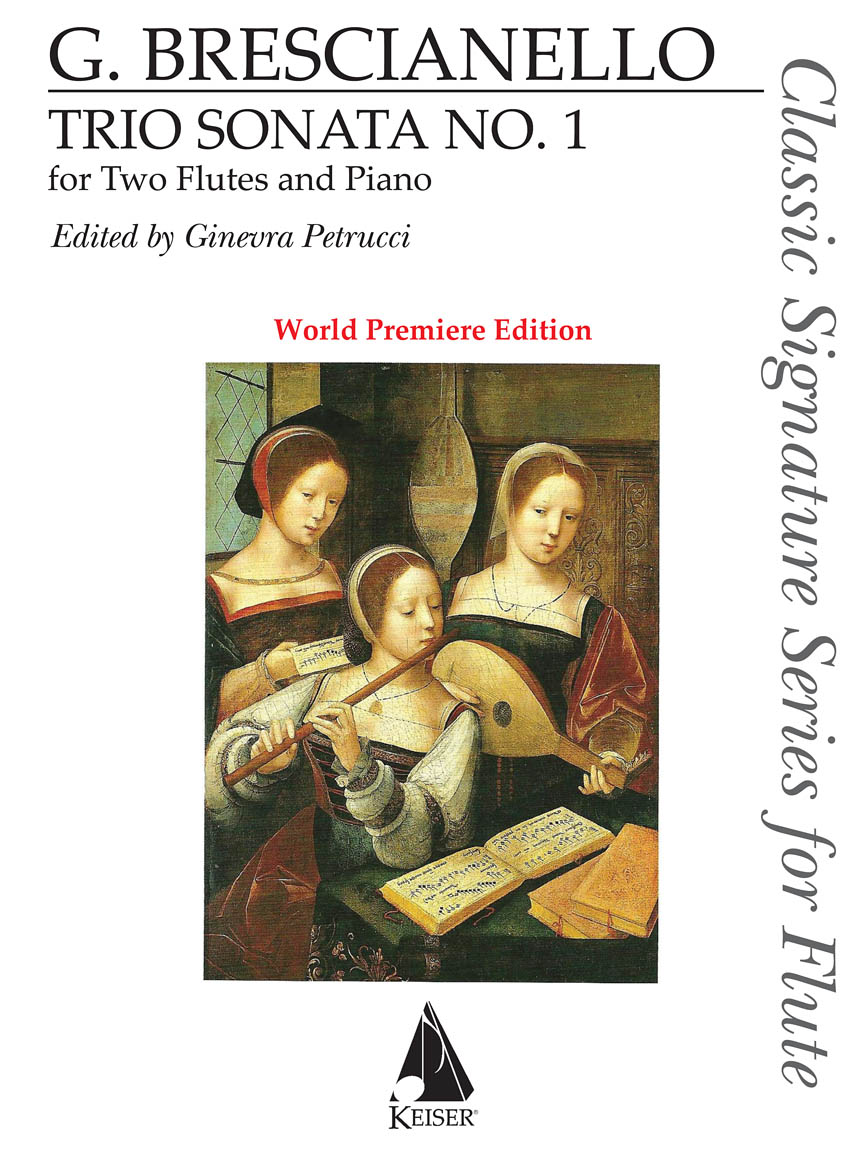Product Cover for Trio Sonata No. 1