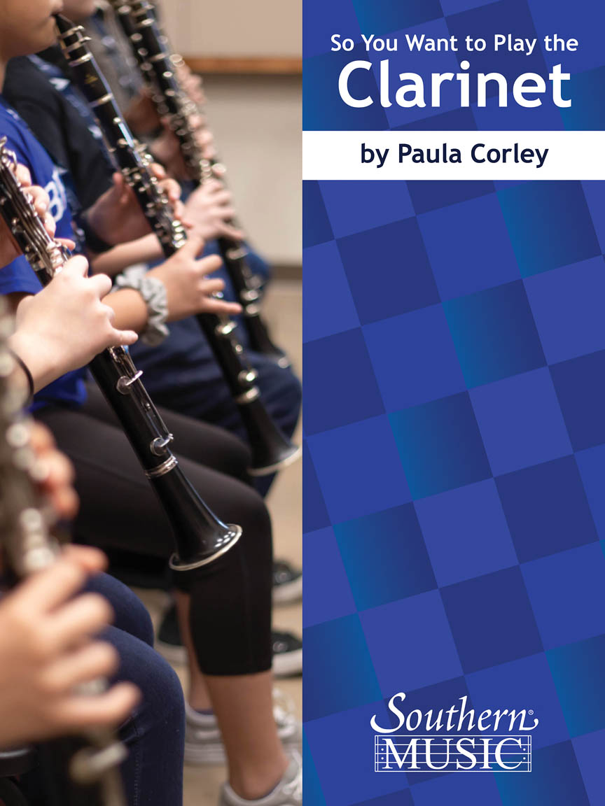 Product Cover for So You Want to Play the Clarinet