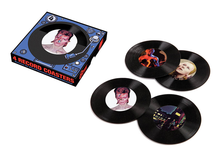 Product Cover for David Bowie – Drink Coasters
