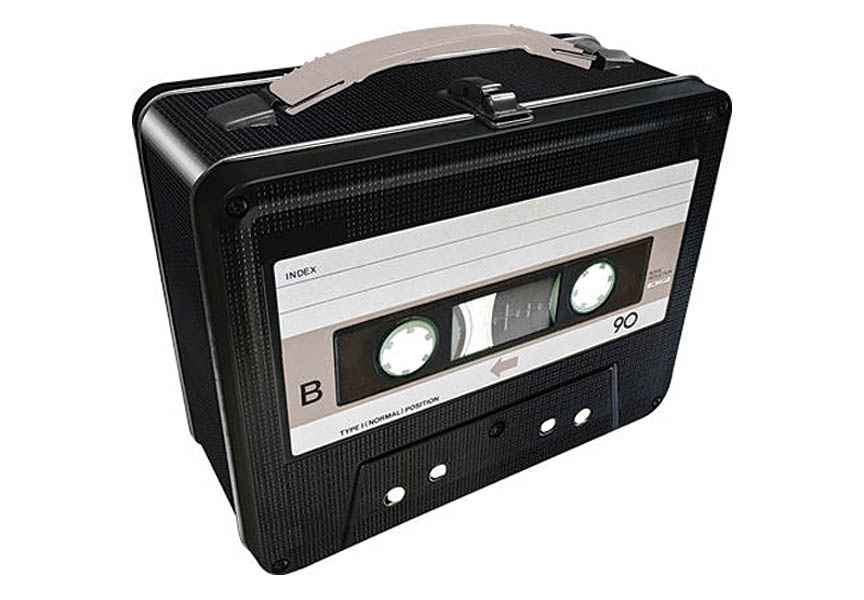 Product Cover for Cassette Tape Gen 2 Lunchbox