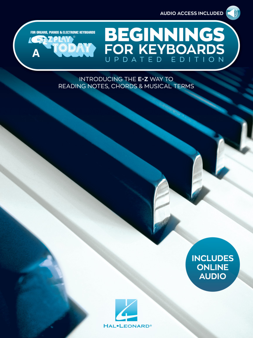 Product Cover for Beginnings for Keyboards – Updated Edition