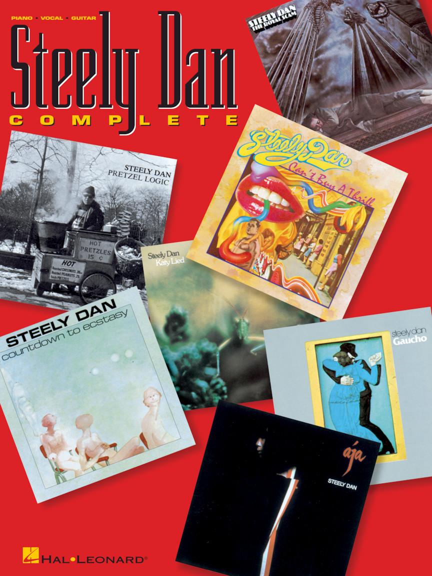 Product Cover for Steely Dan Complete