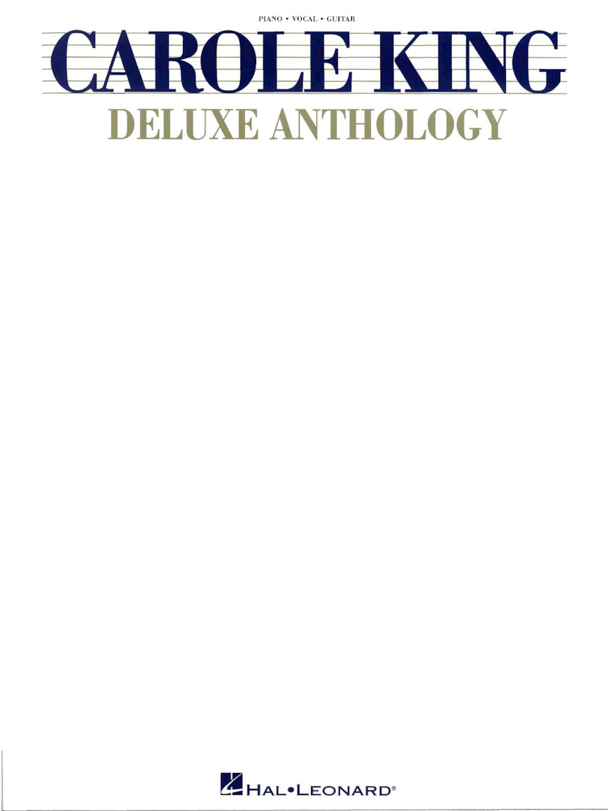 Product Cover for Carole King – Deluxe Anthology