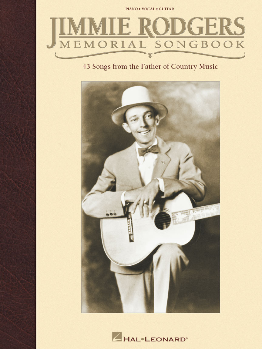 Product Cover for Jimmie Rodgers Memorial Songbook