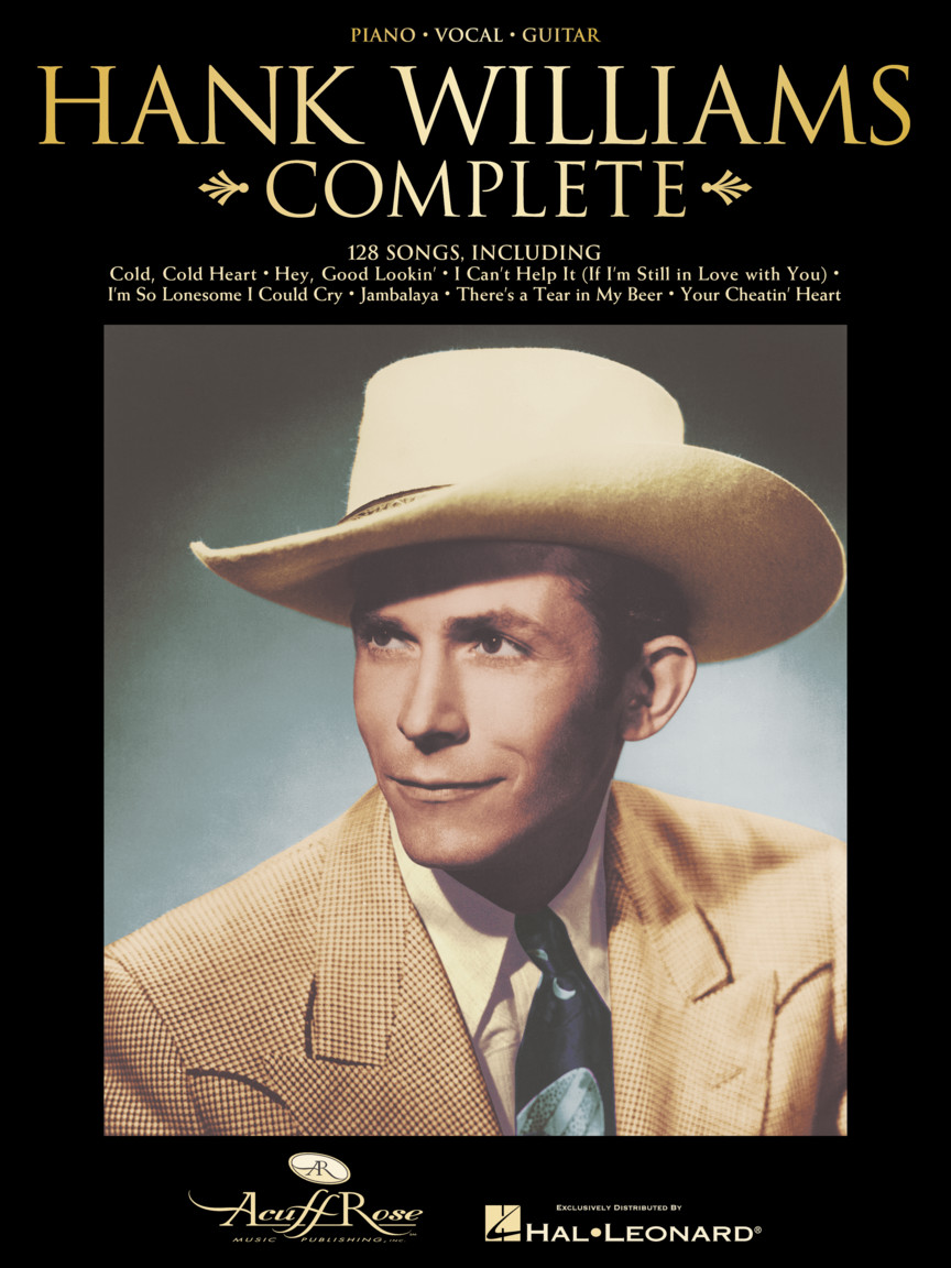 Product Cover for Hank Williams Complete